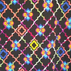 LuLaRoe Tops - 2/$14 Lularoe Retro Pattern Tunic XL
